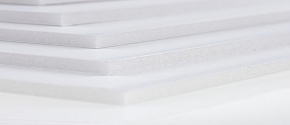 Stampa digitale su sandwich in pvc