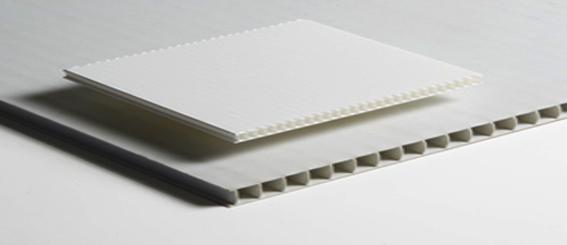 Stampa digitale su Poliprobilene alveolare