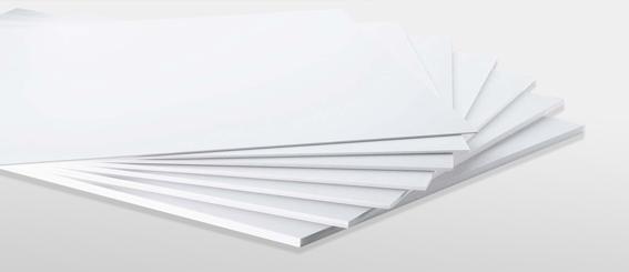 Stampa digitale su PVC Espanso