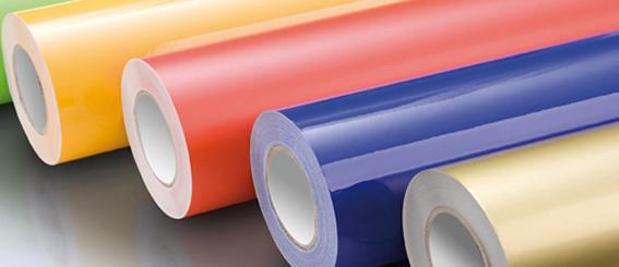 Stampa digitale su vinile da intaglio